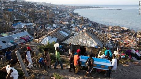 Lien Hop Quoc keu goi vien tro cho Haiti - Anh 1