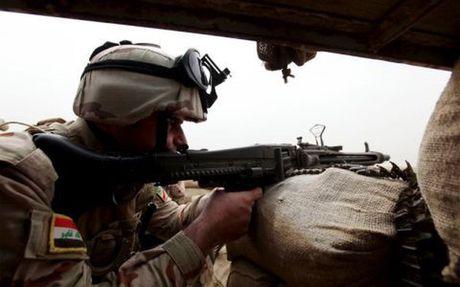 Iraq san sang tan cong IS o Mosul - Anh 1