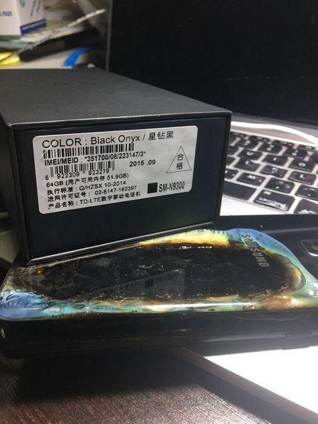 Samsung Viet Nam thu hoi, hoan tien toan bo Galaxy Note 7 - Anh 1