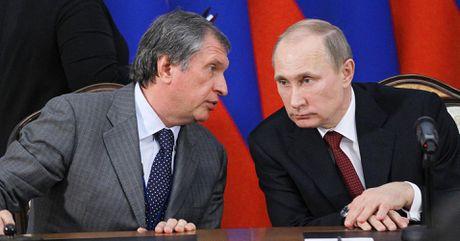 Cong ty dau mo lon nhat nuoc Nga phan doi thoa thuan OPEC - Anh 1