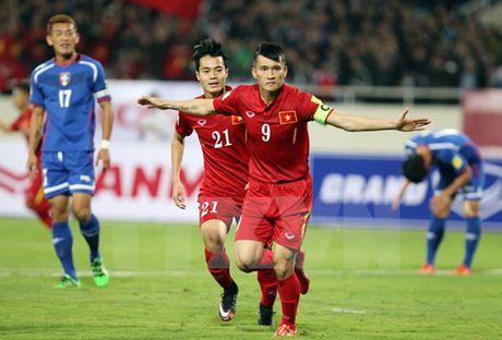Tuyen Viet Nam da co ban sac - Anh 1