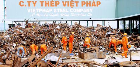 Quang Nam len tieng ve du an nha may luyen thep ma Da Nang quan ngai - Anh 1