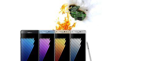 Nha may Samsung Viet Nam tam ngung san xuat Galaxy Note 7 - Anh 1