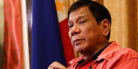 Ong Duterte: Philippines se 'on' voi Trung Quoc - Anh 1