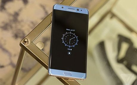 Samsung keu goi dung ban va doi tra Note 7 tren toan cau - Anh 1