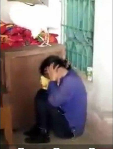 Doi tuong nghi bat coc tre em o Vinh Bao, Hai Phong bi tam than - Anh 1