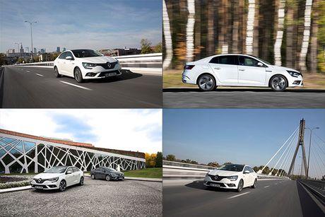 Bien the sedan cua Renault Megane 2017 thach dau Mazda3 - Anh 2