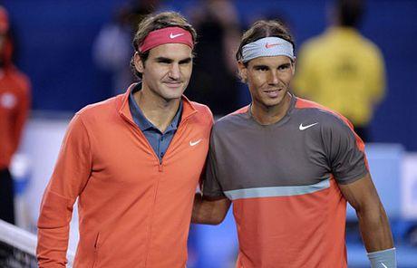 Hut hang: Federer va Nadal bat khoi top 4 sau 13 nam - Anh 1