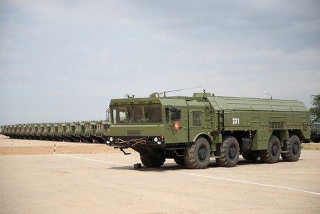 Nga – NATO quyet dau xung quanh hiem dia Kaliningrad - Anh 2