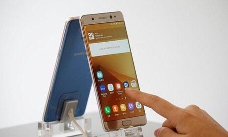 Samsung mat 17 ty USD vi ngung ban Note 7 - Anh 1