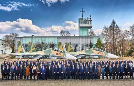 Nga san xuat bao nhieu chiec Su-30MK2? - Anh 1