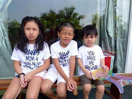 Tran Luc ke chuyen 'nuoi con khoe, day con ngoan' - Anh 2