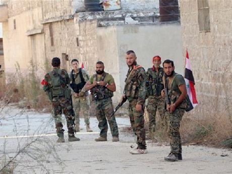Syria sap giai phong hoan toan mot quan chien luoc khac o Aleppo - Anh 1