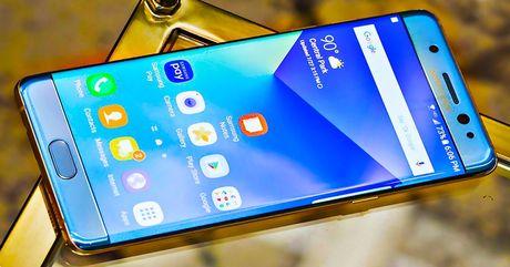 Thuc hu tin don 'khai tu' cua Samsung Galaxy Note 7 - Anh 1