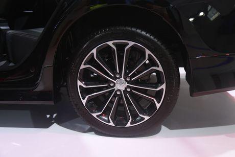 Toyota Corolla Altis tro lai top xe an khach sau thoi gian dai vang bong - Anh 2