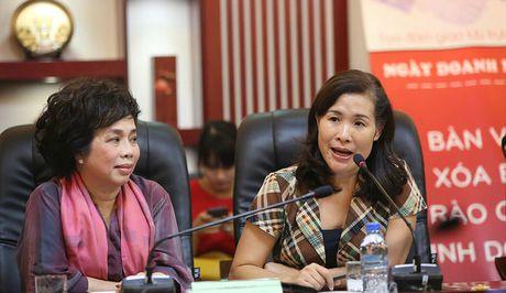 Ba Thai Huong: Viec lam luat xa roi thuc tien nen khong thuc day san xuat - Anh 2