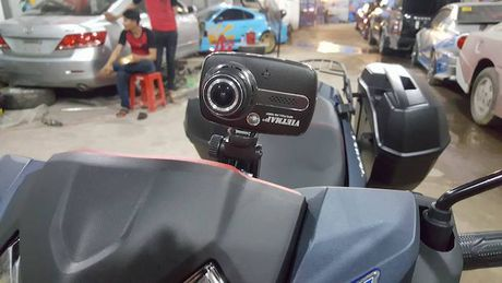 Honda Winner len do chuan bi leo Tay Bac - Anh 2