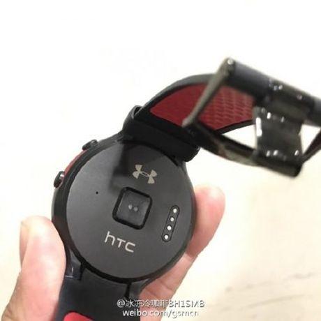 Lo hinh anh ro net smartwatch dau tien cua HTC - Anh 1