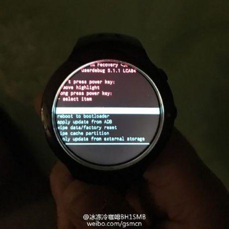 Lo hinh anh ro net smartwatch dau tien cua HTC - Anh 6