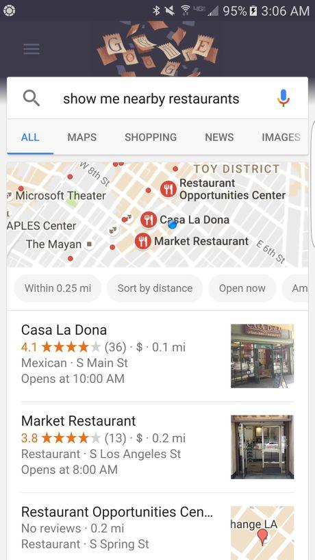 Su khac biet giua 2 tro ly ao Google Now va Google Assistant - Anh 2