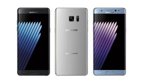 Samsung Viet Nam thu hoi Galaxy Note 7, hoan tien cho khach hang - Anh 1
