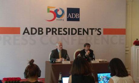 ADB du kien cho Viet Nam vay 1 ty USD/nam - Anh 1
