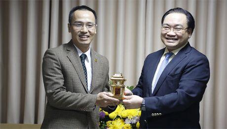 Cung dong hanh, chung suc xay dung Thu do van minh, hien dai - Anh 1