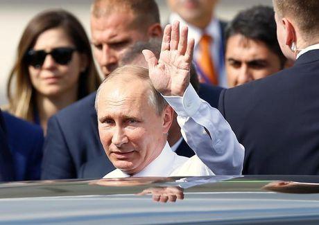 Vi sao Putin van muon toi tham Phap? - Anh 1
