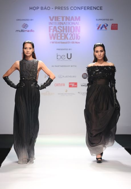 Tuan le thoi trang quoc te Viet Nam - Vietnam International Fashion Week Thu Dong 2016 - Anh 1