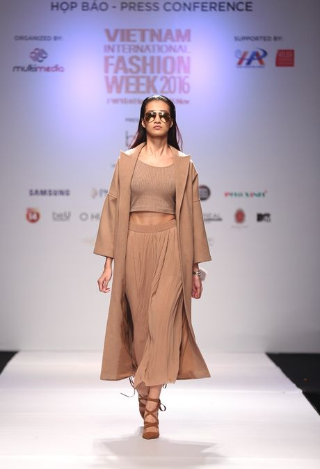 Tuan le thoi trang quoc te Viet Nam - Vietnam International Fashion Week Thu Dong 2016 - Anh 3