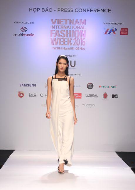 Tuan le thoi trang quoc te Viet Nam - Vietnam International Fashion Week Thu Dong 2016 - Anh 4
