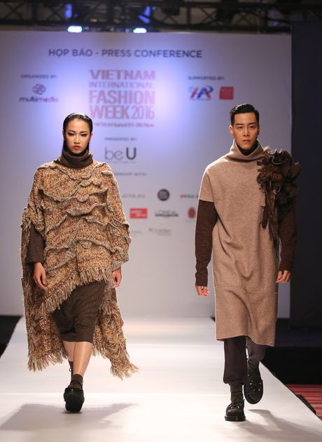 Tuan le thoi trang quoc te Viet Nam - Vietnam International Fashion Week Thu Dong 2016 - Anh 5