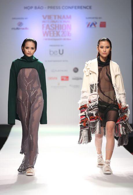 Tuan le thoi trang quoc te Viet Nam - Vietnam International Fashion Week Thu Dong 2016 - Anh 6