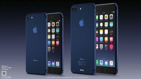 Dieu gi khien iPhone 7 tro nen dac biet? - Anh 1