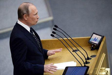 Tong thong Putin co iPhone 7 sieu 'doc' - Anh 5