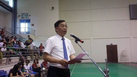 Soi noi Hoi khoe CNVCLD nganh Y te Thu do nam 2016 - Anh 1
