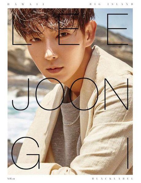 Lee Jun Ki nam tinh, quyen ru 'chet nguoi' tren tap chi - Anh 3