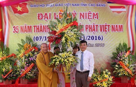 Phat giao Cao Bang gop phan hoang duong chinh phap - Anh 3