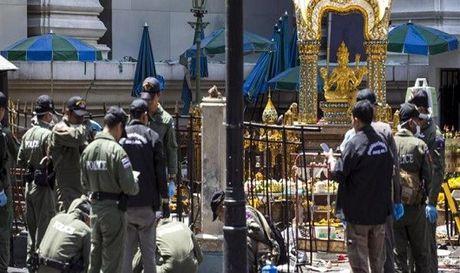 Thai Lan canh bao am muu danh bom o Bangkok - Anh 1