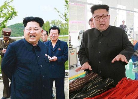 Ong Kim Jong-un giam can? - Anh 1
