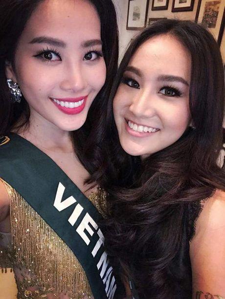 Dien vay giong Pham Huong, Nam Em lien tuc gay chu y tai Miss Earth 2016 - Anh 8