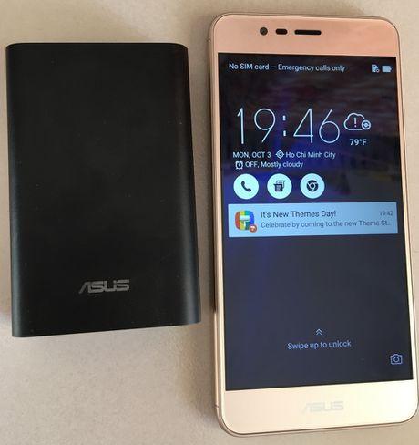 Zenfone 3 Max tro thu cong viec da nang - Anh 1