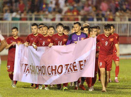 HLV Le Thuy Hai: Chung ta dang co mot doi tuyen thuc su - Anh 1