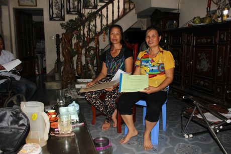 Bac Ninh: Can bo to tac nghiep khu pho bi to chi sai hang ti dong tien den bu - Anh 2