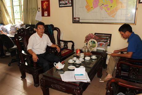 Bac Ninh: Can bo to tac nghiep khu pho bi to chi sai hang ti dong tien den bu - Anh 3