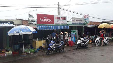 Binh Thuan: Trom dot nhap dai ly nuoc giai khat lay di hon 50 thung bia - Anh 3