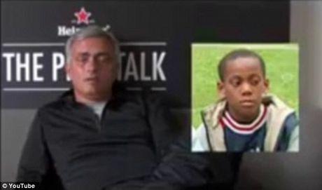 Mourinho doan ten hoc tro qua anh thoi tho au - Anh 6