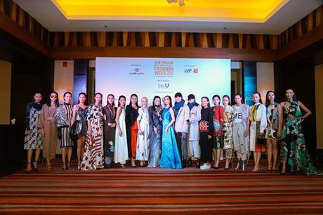 Ngoc Chau mo man Tuan le thoi trang quoc te Viet Nam 2016 - Anh 2