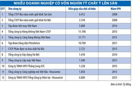 "Chinh phu ""phat lenh"" doanh nghiep phai len san - Anh 2"