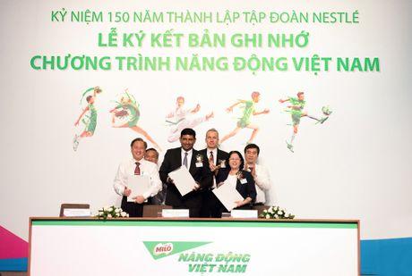 Su menh 'song vui khoe' cua tap doan dinh duong hang dau the gioi - Anh 3